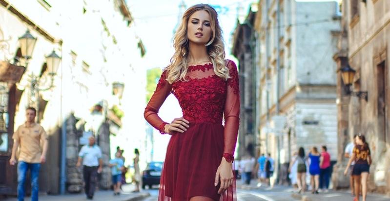 167950daf51 Выбираем платье на выпускной 2019  идеи