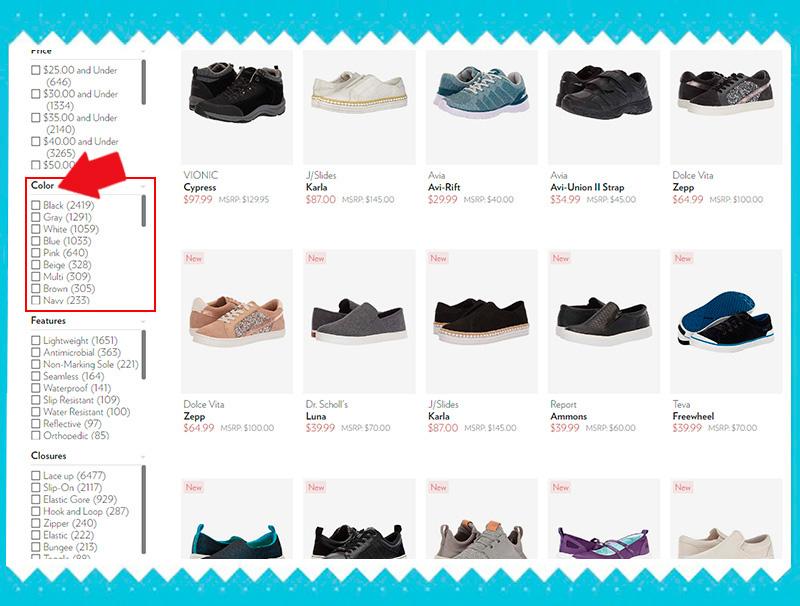 Как сделать заказ в магазине 6pm.com (США) abe649e3b9f