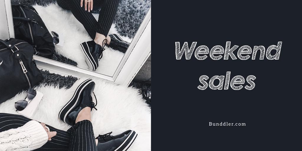 91eac1c29634 Каждую пятницу мы традиционно публикуем свежий обзор скидок и распродаж в  популярных магазинах Америки и Европы. Одежда, обувь, сумки, товары для  детей, ...