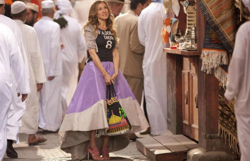 Секс В Большом Городе В Эмиратах